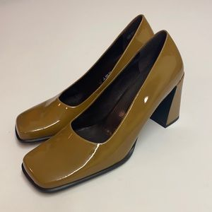 Vintage New old stock Nine West Patent leather